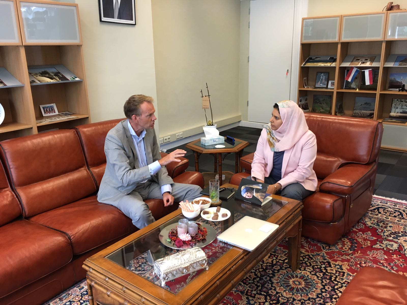 Contributions Of Care Netherlands In Yemen Discussed
