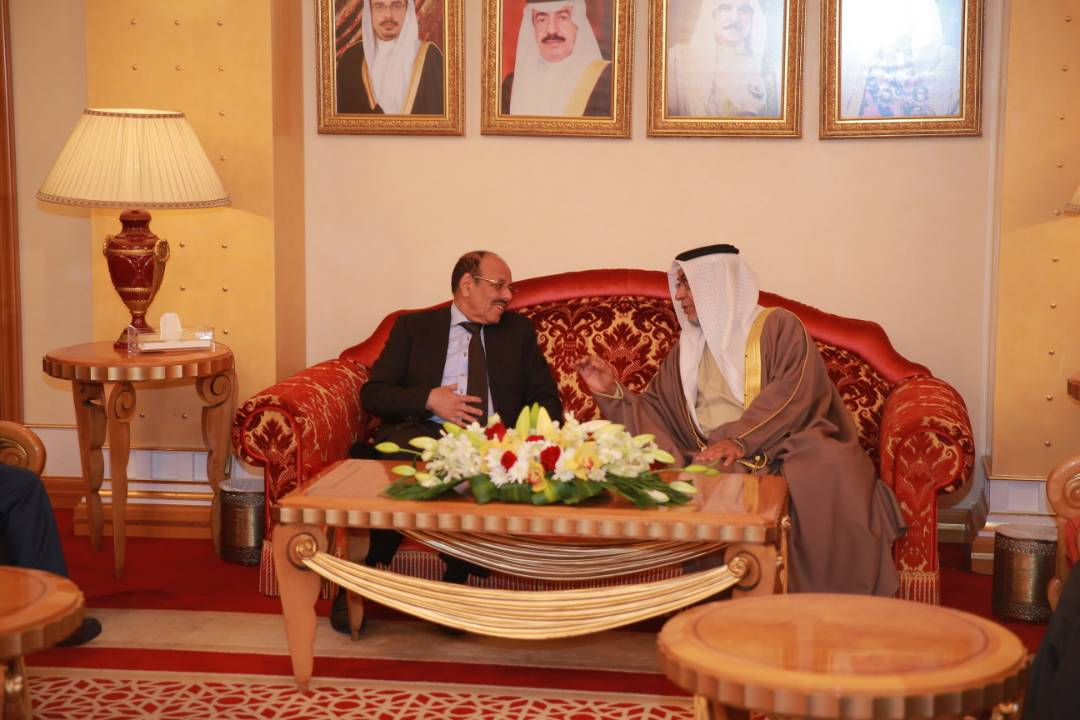 VParrives Bahrain for participation in Regional Security Summit