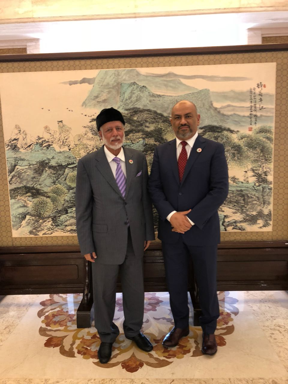 FMs of Yemen and Oman discuss Yemen developments - Saba Net