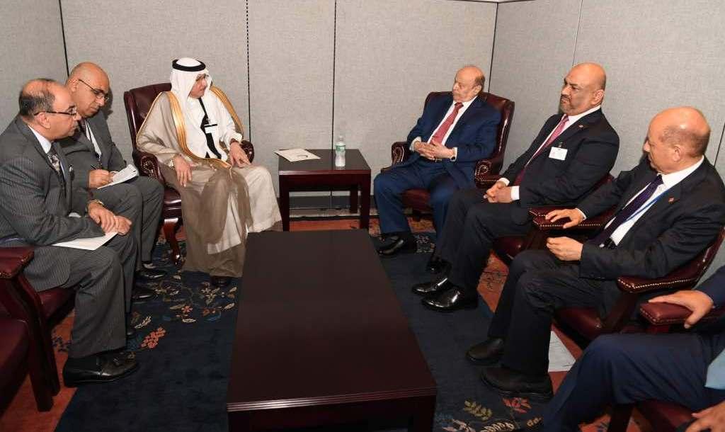 الرئيس يستقبل الأمين العام لمنظمة التعاون الإسلامي