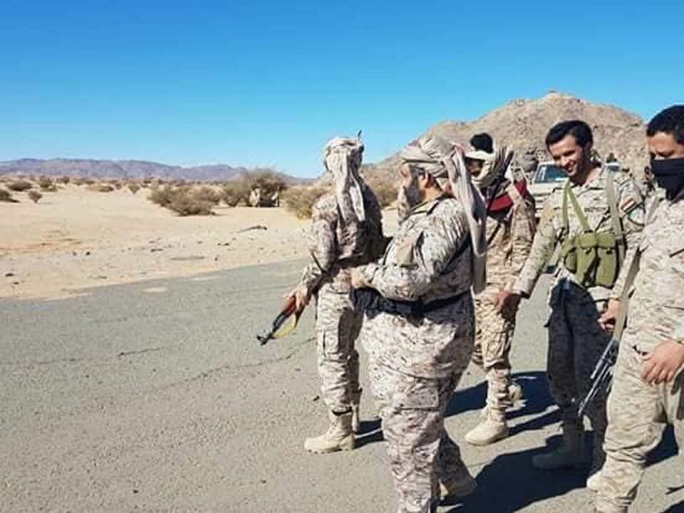 مصرع سبعة من عناصر الميليشيا واصابة واسر آخرين في صعدة