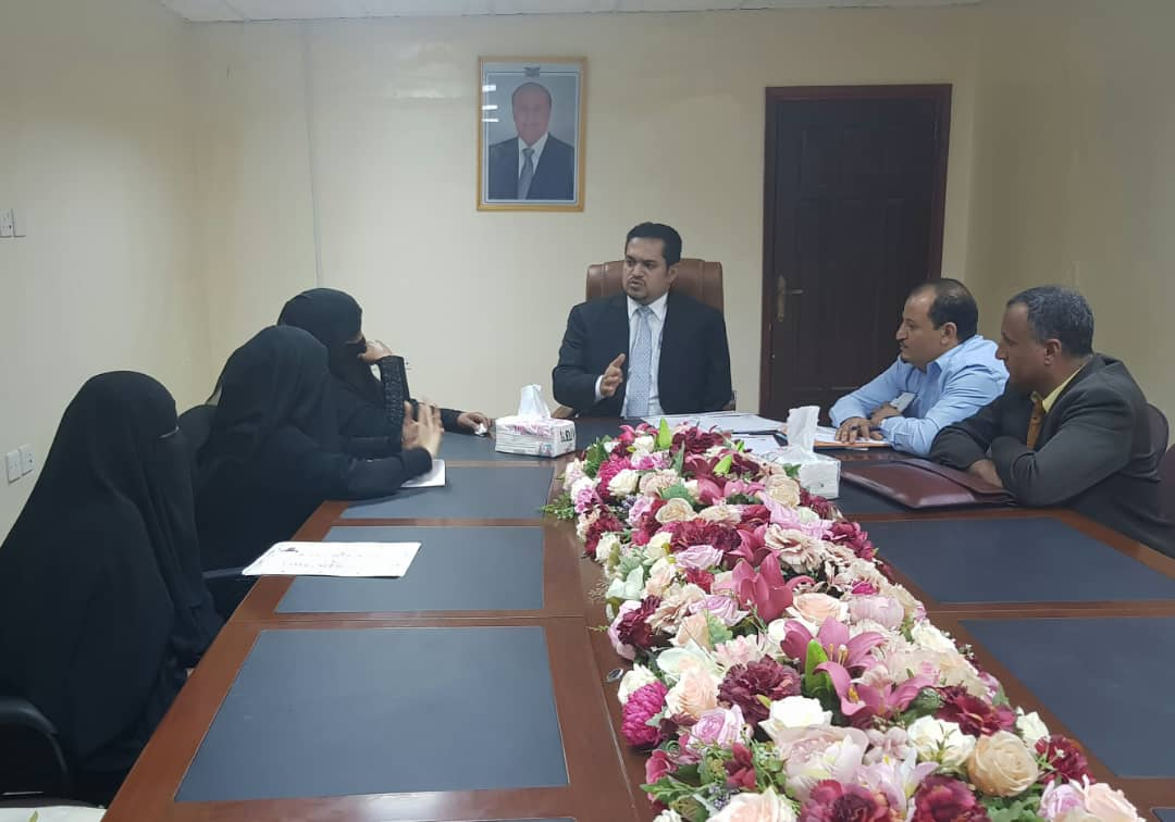 عسكر: وزارة حقوق الانسان تبذل جهود كبيرة لايصال قضية المختطفين والمخفيين الى المجتمع الدولي