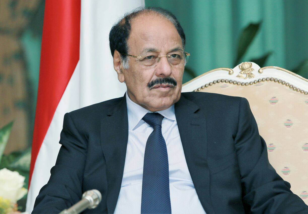 نائب رئيس الجمهورية يطلع على الأوضاع في المنطقة العسكرية الخامسة