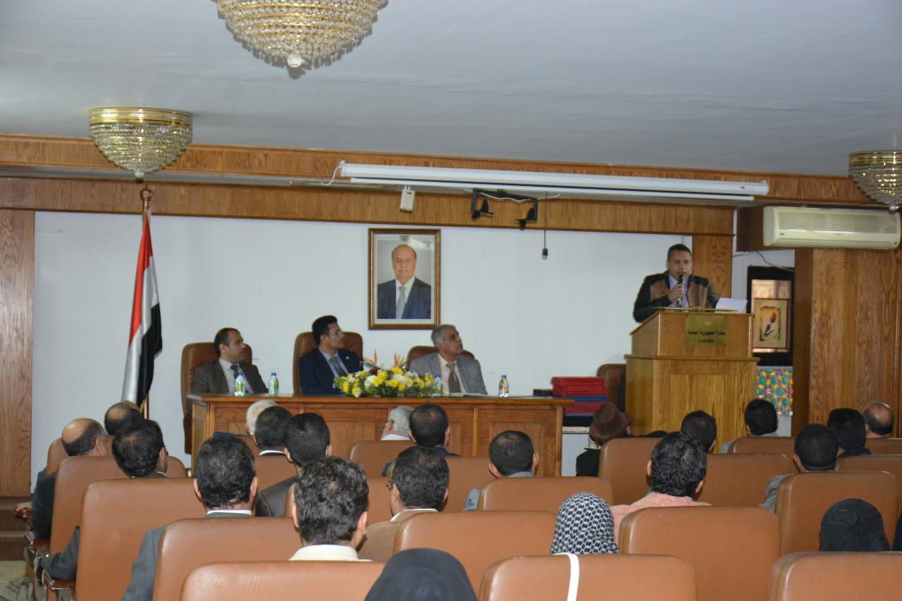 السفير مارم يشيد بالتسهيلات الكبيرة التي تقدمها الحكومة المصرية لليمنيين