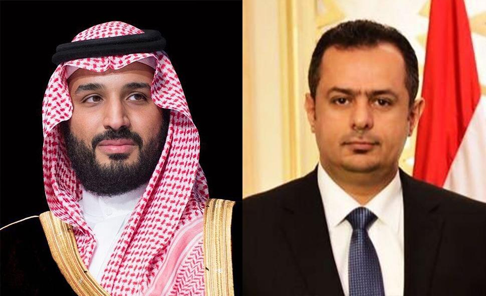 رئيس الوزراء يبعث برقية شكر جوابية لولي العهد السعودي