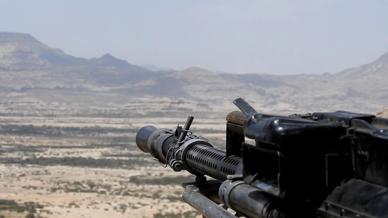الجيش الوطني يحرر مناطق جديدة في مران بمحافظة صعدة