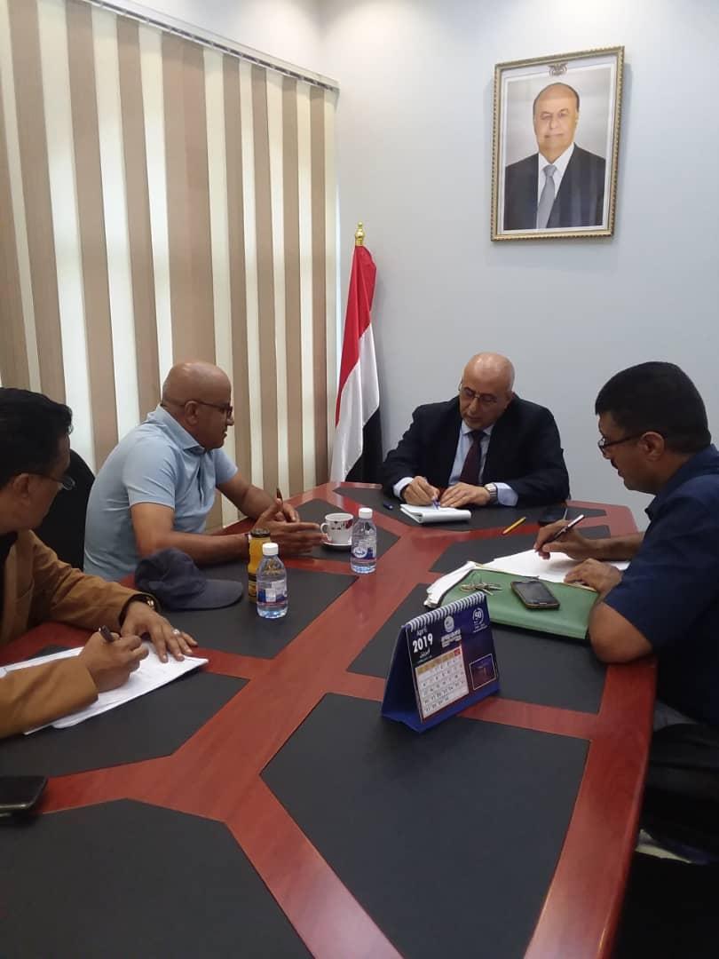 فتح يبحث مع صندوق الامم المتحدة الانمائي تنفيذ المشاريع التنموية في اليمن