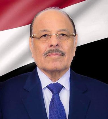 نائب رئيس الجمهورية يجري اتصالاً هاتفياً بمحافظ محافظة عدن